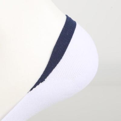 [쿠비카]마린 앵커 실리콘 남성 덧신 양말 5족 F423