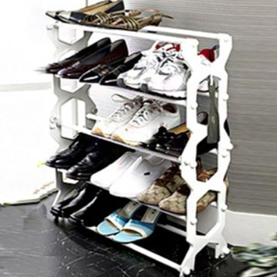 오픈 신발장 15족