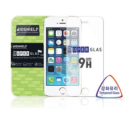 애플 아이폰5S/5C/5 9H 강화유리 액정보호필름 - 3T