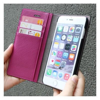 심플핏 폰케이스 딥핑크 (iPhone 6/6S Plus)