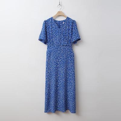 Tamara Flare Long Dress
