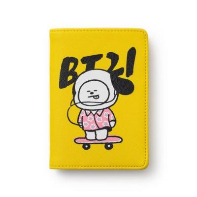 [라인프렌즈] BT21 치미 뮤직 여권지갑