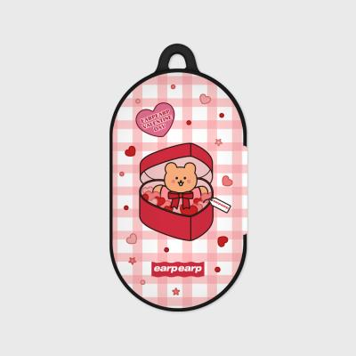 Heart box covy(Buds hard case)