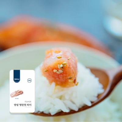 [사임당] 속초 양념명란젓 파치 500g