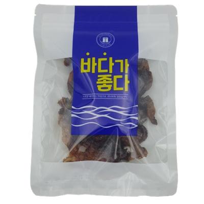 녹차함유 꼬마 조미오징어 숏다리 60gx2팩