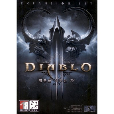 [PC-DVD] 디아블로 3 : 영혼을 거두는 자 (확장팩)