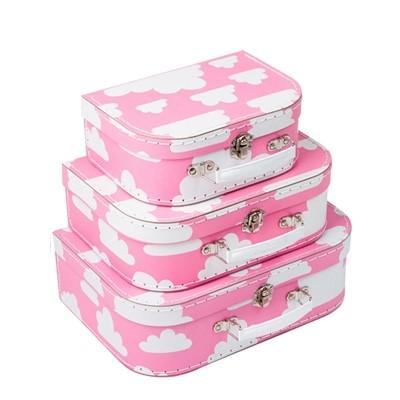 MOLN Paper Bag 3 set Pink