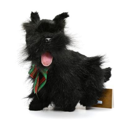 4128번 스코티시테리어 Scottish Terrier(S)/31cm.L
