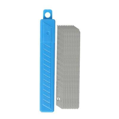 SDI 고탄소강 리필 커터칼 9mm (10개입)