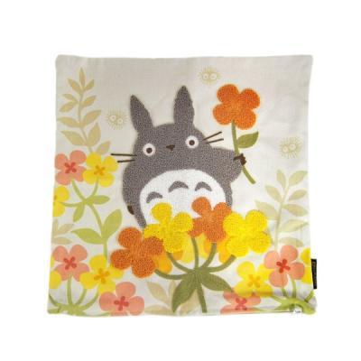 꽃과 토토로 사각 쿠션커버 0564104500