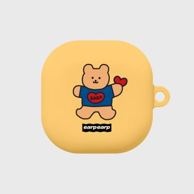 Bear heart-yellow(버즈라이브 컬러젤리)