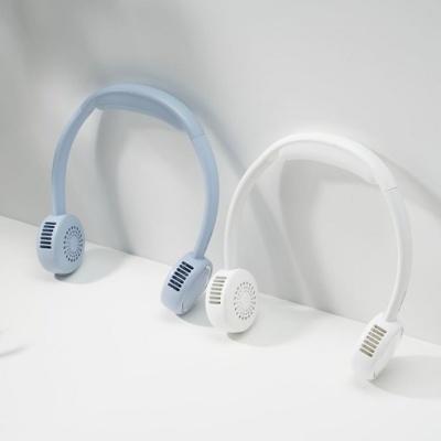 블루필 슬림 넥밴드선풍기 엣씨 BFN601
