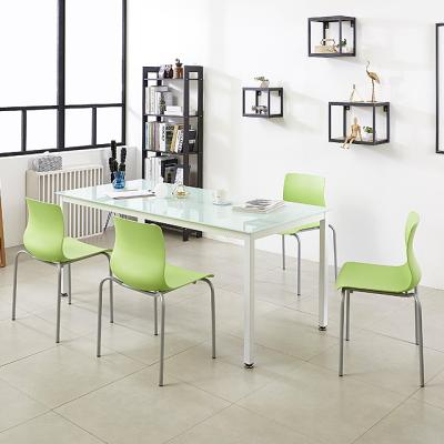 K34 스틸 1800 테이블 의자세트