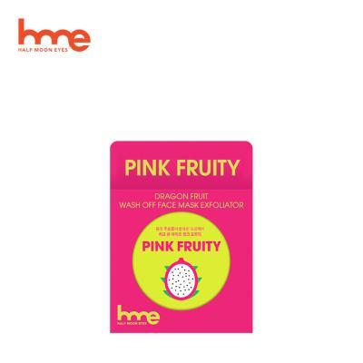 하프문아이즈 핑크 프루티 싱글 10g