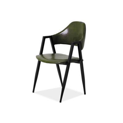 M6192 카페 스틸 의자