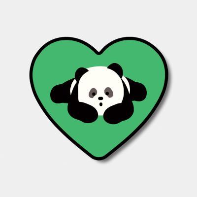 [하트톡♥] green pummy