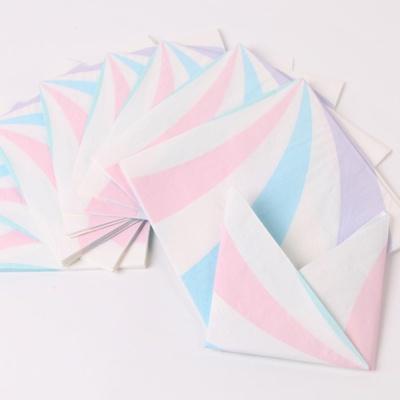 롤리팝 파티냅킨 - 솜사탕(20매)