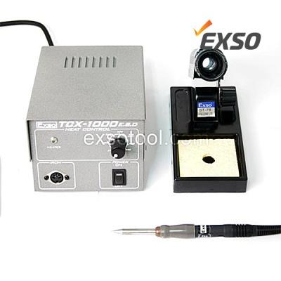 엑소EXSO 온도조절형 납땜스테이션 TCX-1000 (ESD)