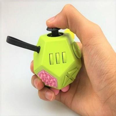 정12면체 스트레스해소 피젯큐브 2세대 키덜트 장난감