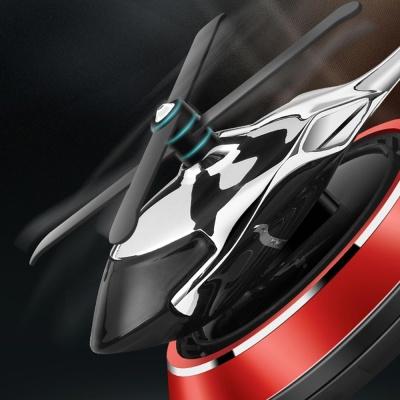 태양열 프로펠러 헬리콥터 차량용 자동차 방향제 유토