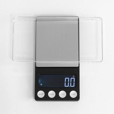 컴팩트 정밀 전자저울(500gx0.1g)