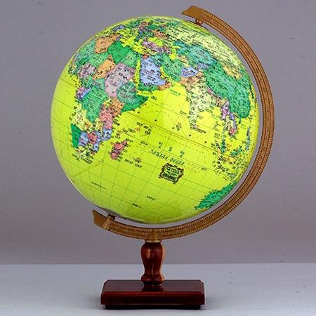세계로  옐로우 지구본 270-YS