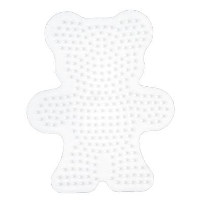 [하마비즈]비즈 보드 - 곰돌이