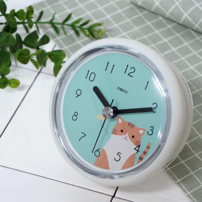 [시우아트] 프렌즈 욕실시계 (방수/흡착)