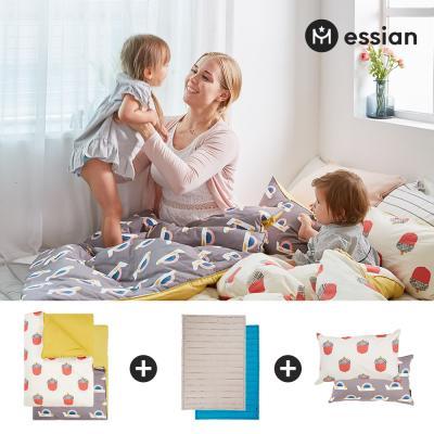 사계절 유아 침구 3종세트 (디자인선택)