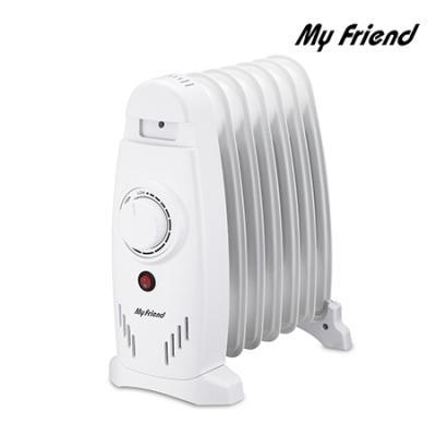 마이프랜드 7핀 라디에이터 전기 히터 MFR-1807M