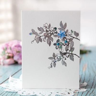 벚꽃앤딩 카드 FT1037-1