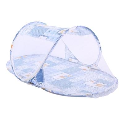원터치 아기 모기장 텐트형 해충방지 캠핑 휴대용