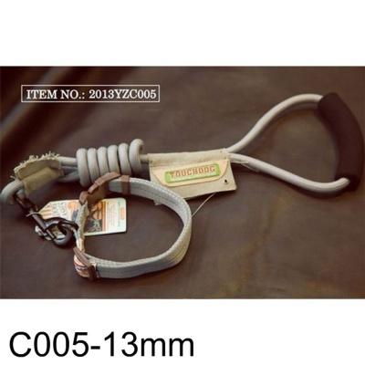 강아지 목줄시리즈 터치독 목줄세트 C005 - 13mm