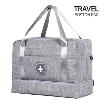 다용도 여행용 보스턴 가방 방수 신발수납