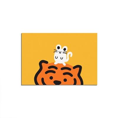 [무직타이거] 뚱랑뚱찌 엽서