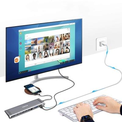 바이링크 썬더볼트3 USB C타입 노트북 12 in 1 멀티