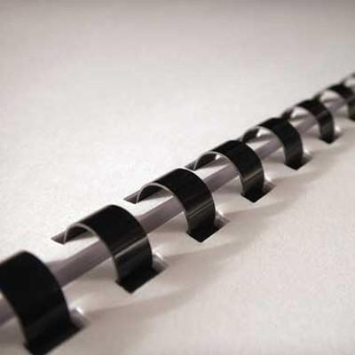 제본링 12mm 흰색 A4 (25개입) (53312)(53315)