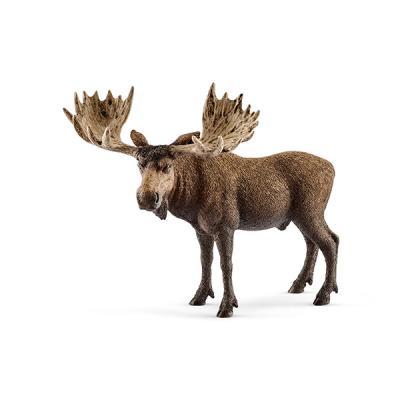 [슐라이히]수컷 말코손바닥 사슴