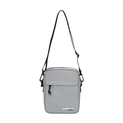 [베테제] Trueup Mini Cross Bag (gray)