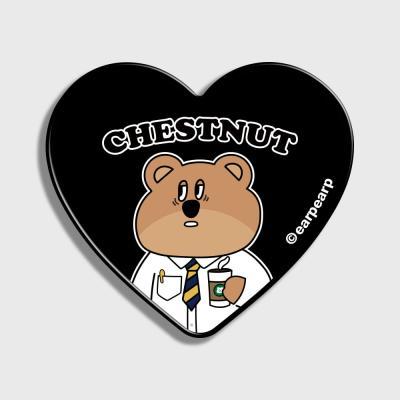 Worker chestnut-black(하트톡)