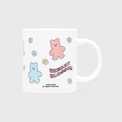 Blossom bear friends(머그컵)