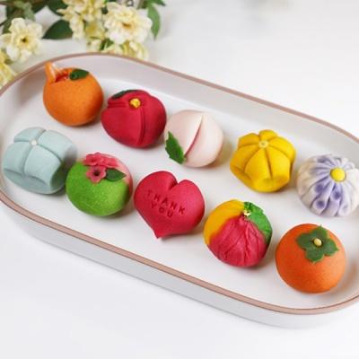 [예약배송 9/21-24] [청미당] 달콤 화과자