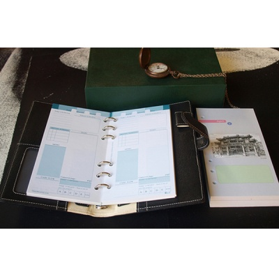 美BOOK 시스템다이어리 CEO 바인더 풀세트 - B형