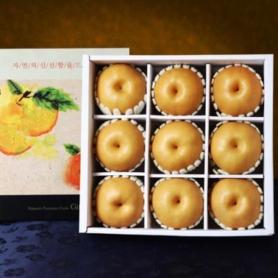 [Gift One] 명품사각 실속 햇신고배 세트/5kg