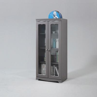 리아프 유리 도어 장식장 1300 (착불)