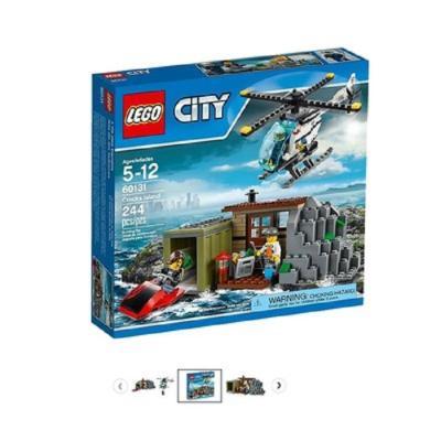 LEGO / 레고 시티 60131 도둑들의 섬