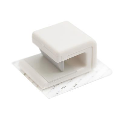 욕실 심플인테리어 폼클랜징폼 치약 튜브형 클립 홀더