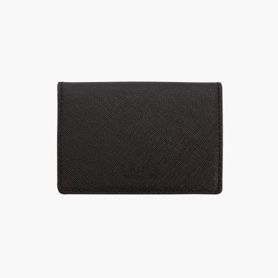 D.LAB Basic Leather Namecard wallet - Brown