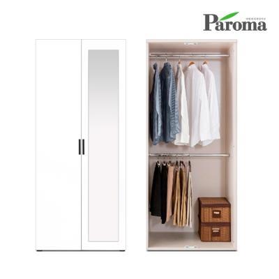 파로마 롤리 800 2단옷장+전신거울 CC10