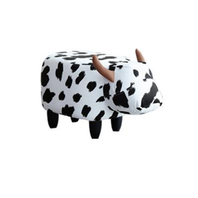 [리비니아][무료배송]동물 스툴 (젖소)